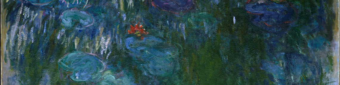 water lilies 1916 19