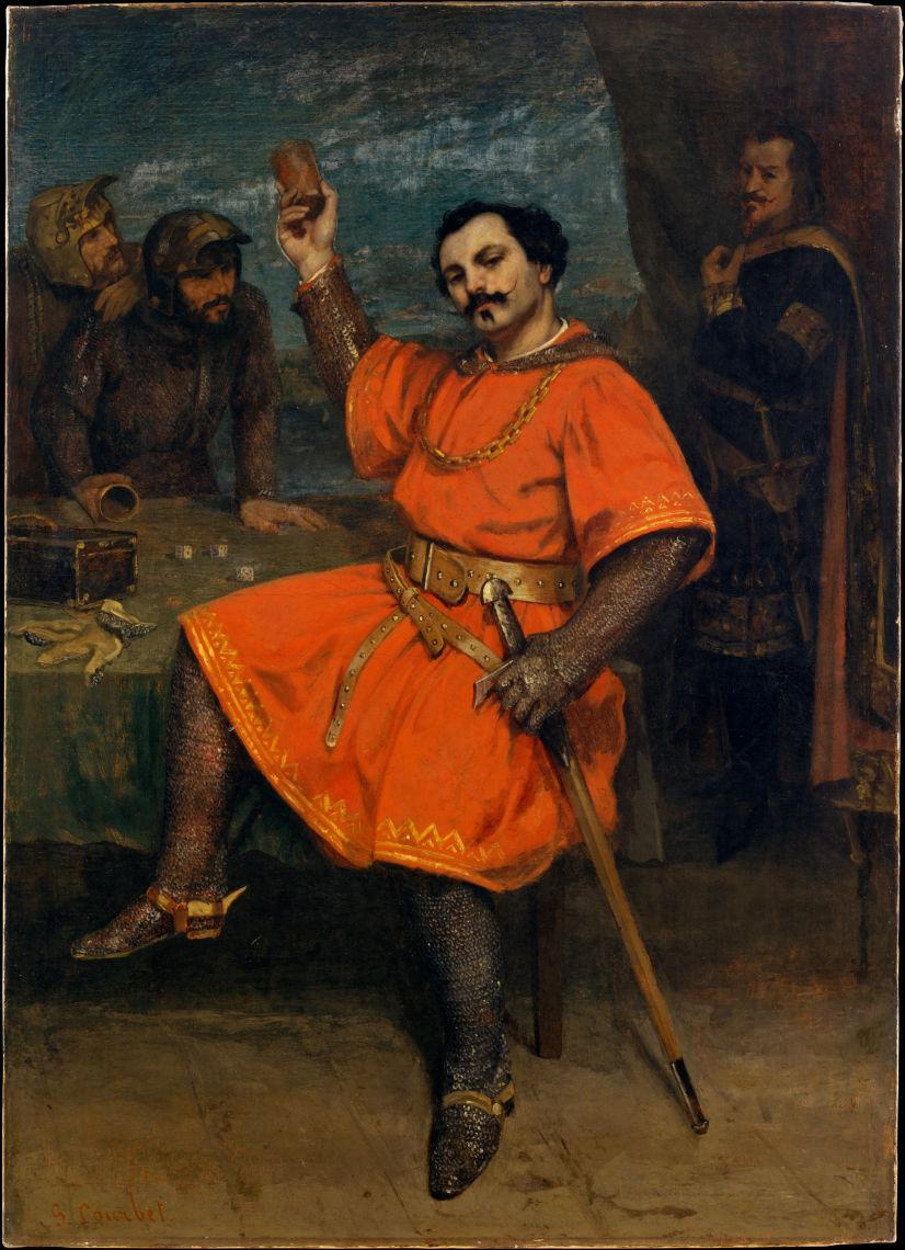 Louis Gueymard (1822–1880) as Robert le Diable